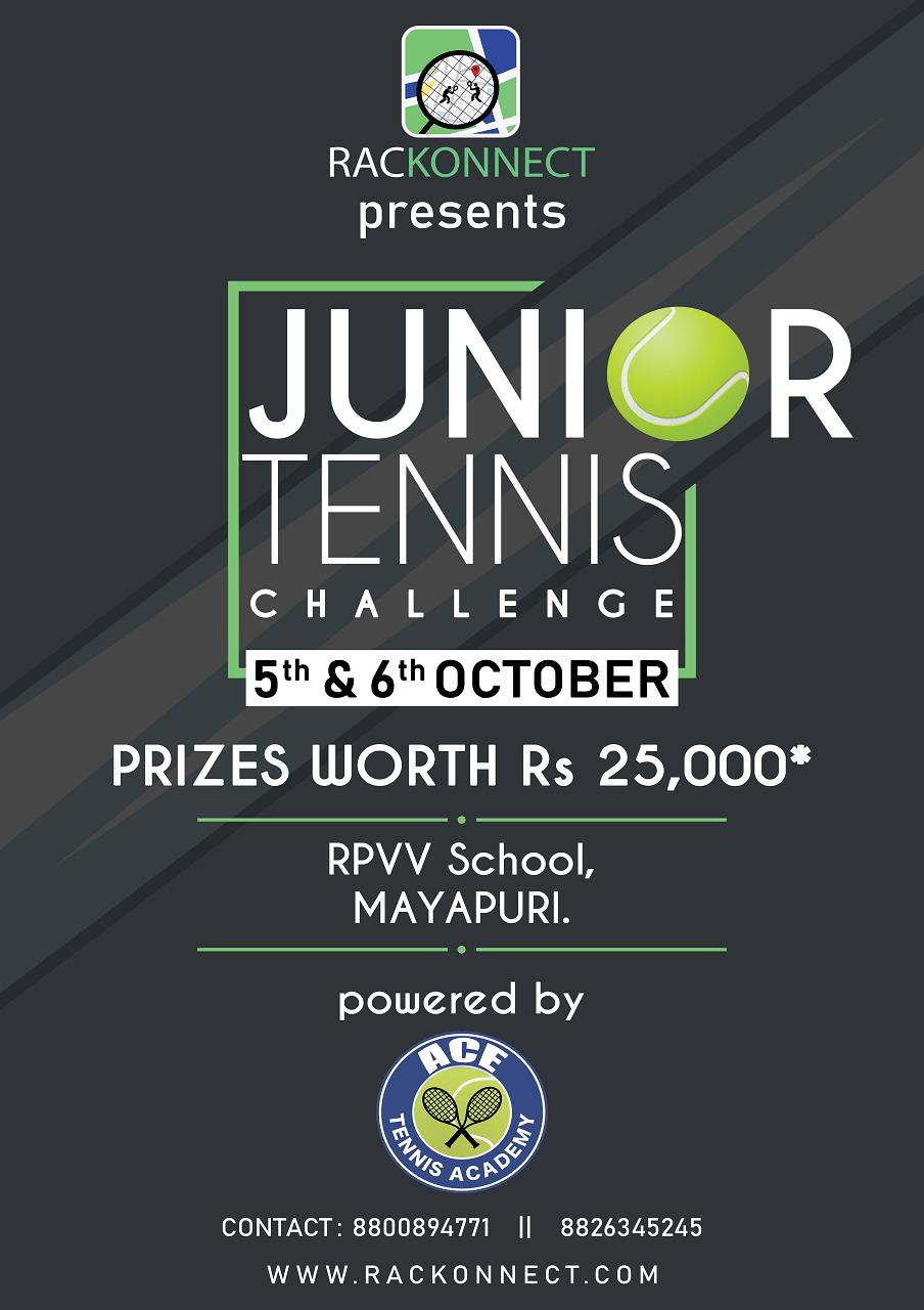 Rackonnect Junior Tennis Challenge