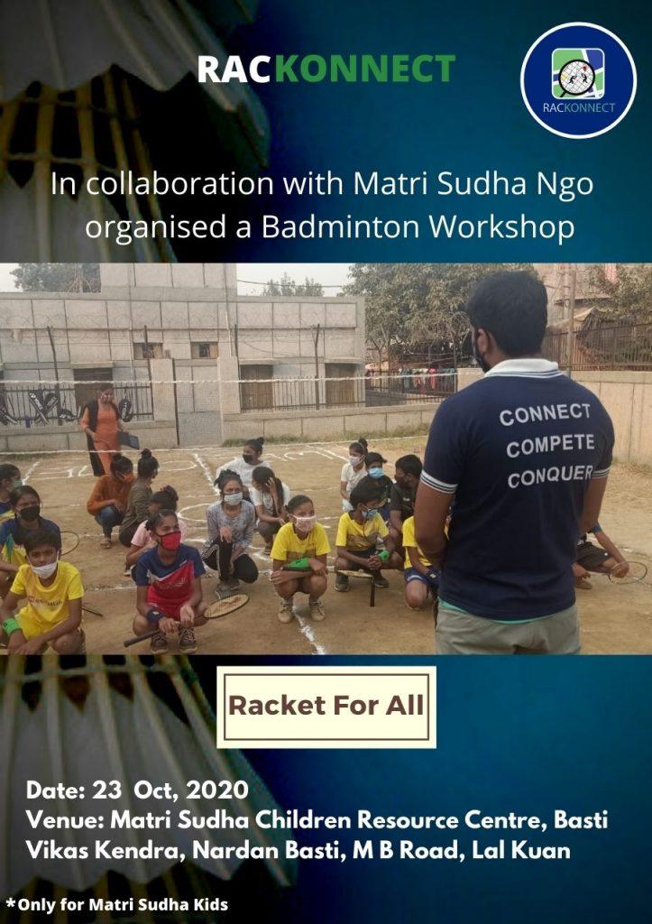Rackonnect Badminton